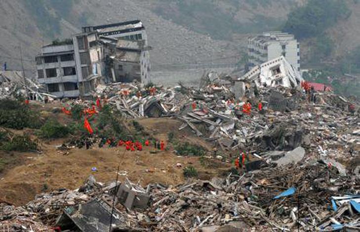 Gempa Mengguncang Haiti