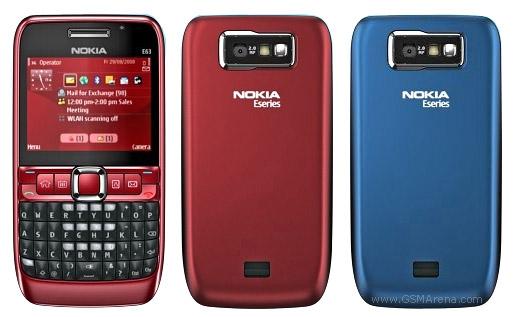 Nokia E63 Price in India