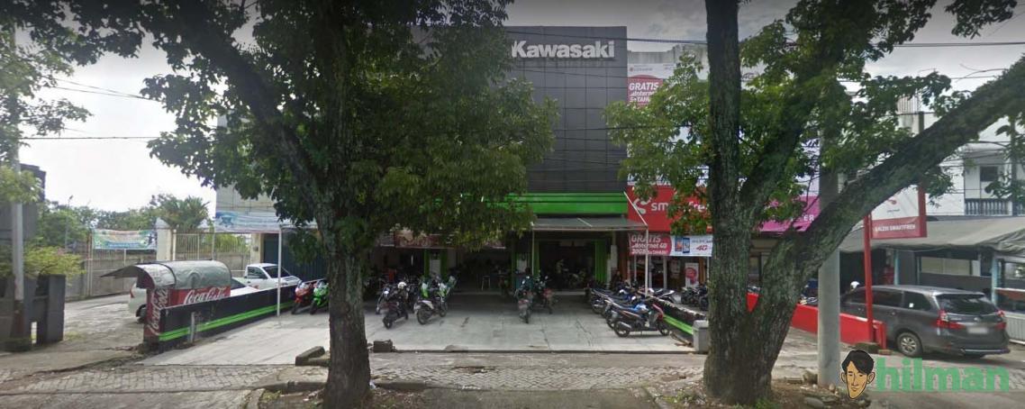 Daftar Harga Motor Kawasaki di Padang
