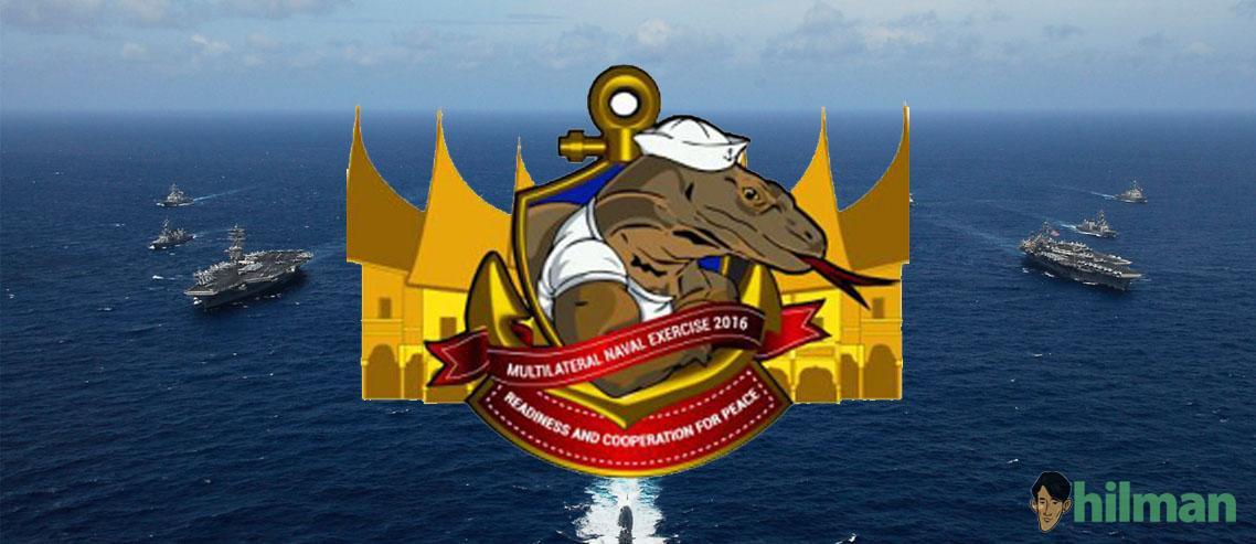 Rincian Agenda Acara MULTILATERAL NAVAL EXCERCISE KOMODO 2016 di Kota Padang
