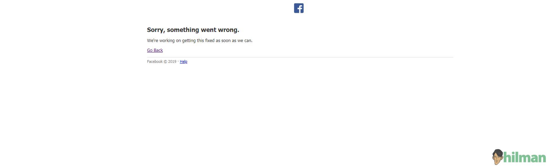 Penyebab Facebook, Instagram dan...