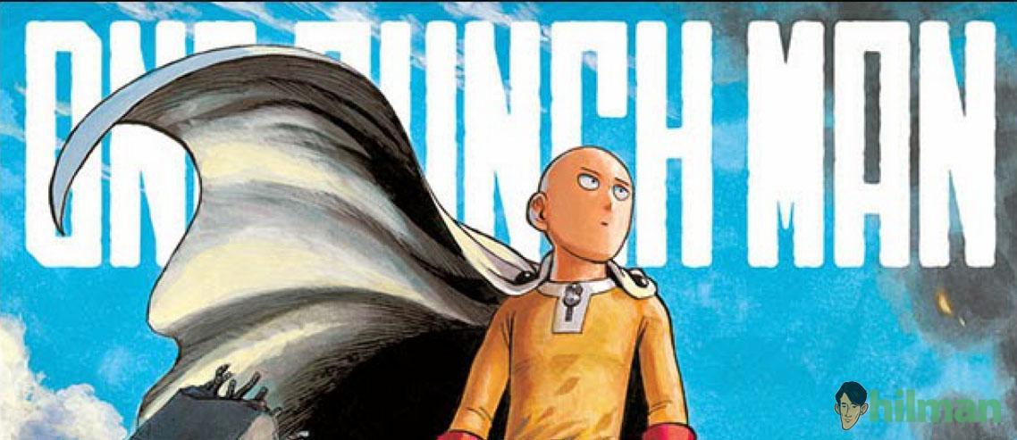 Komik dan Anime Manga One-Punch Man: Saitama, berawal dari iseng kini Populer