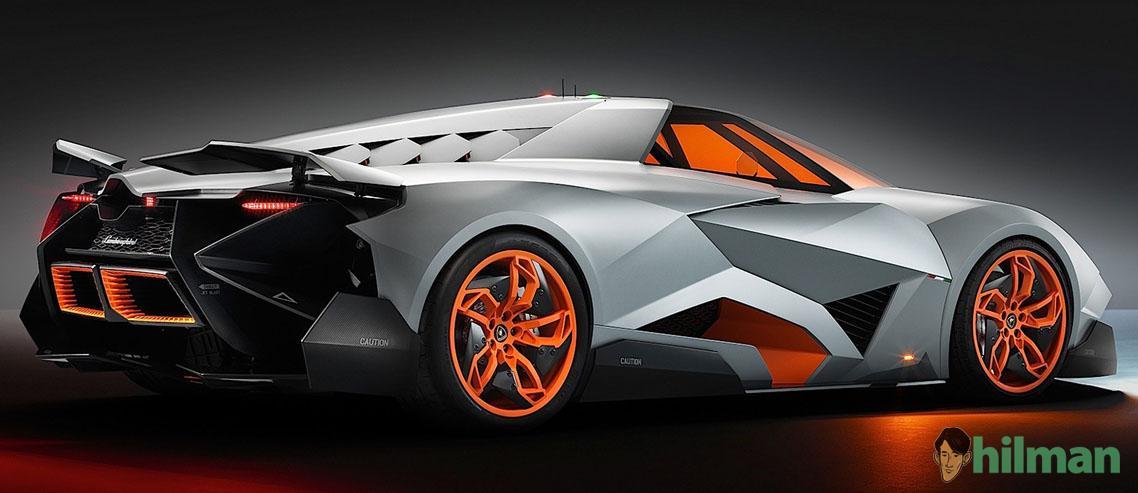 30 Desain Mobil Konsep/Concept Car yang luar biasa