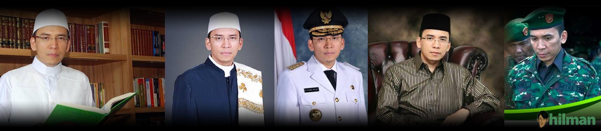 Tuan Guru Bajang(TGB), Gubernur...