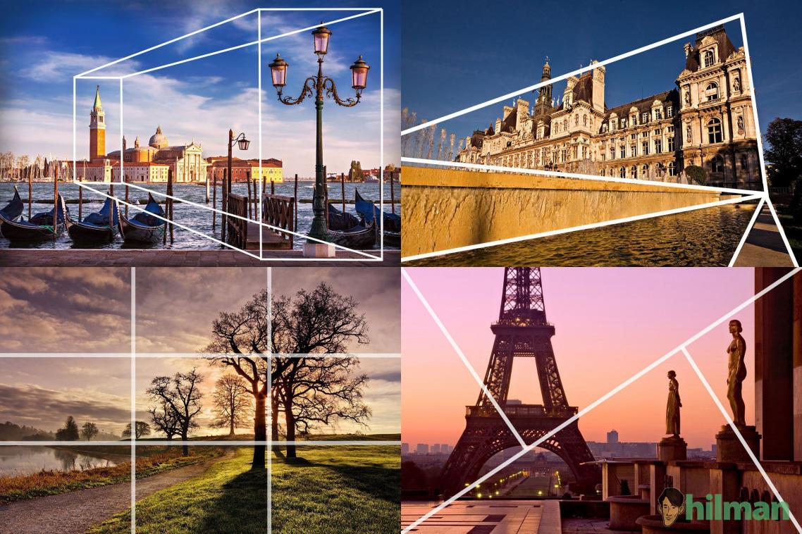 20 Teknik Komposisi Fotografi