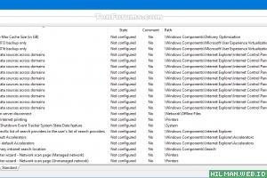 Cara Mencegah Windows 10 Mengupdate Suatu Driver Secara Otomatis