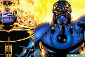 Karakter Superhero Marvel yang Terinspirasi dari Superhero DC comics