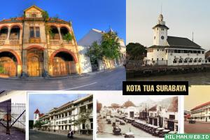 Menelusuri Wisata Kota Tua dan Bangunan Bersejarah di Surabaya