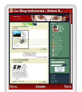 mobile blog